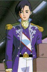 Noin in Peacemillion Uniform