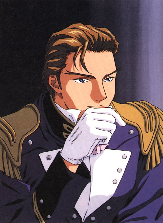 Treize in deep thought