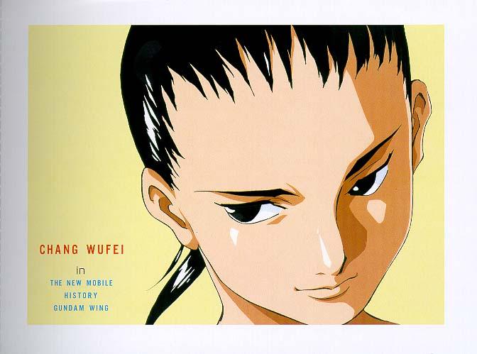 Profile of Wufei